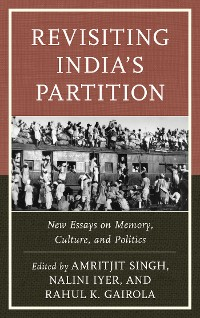 Cover Revisiting India's Partition