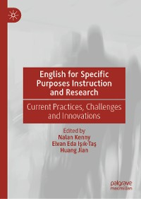 Cover English for Specific Purposes Instruction and Research