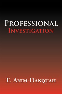 Cover Professional Investigation