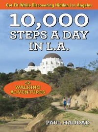 Cover 10,000 Steps a Day in L.A.