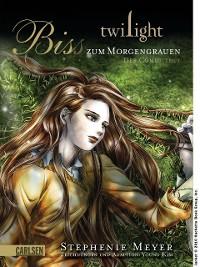 Cover Twilight: Biss zum Morgengrauen – der Comic 1