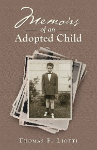 Cover Memoirs  of an  Adopted Child