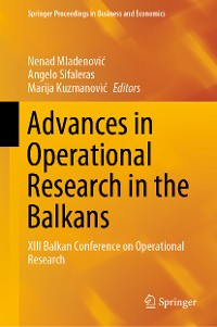 Cover Advances in Operational Research in the Balkans