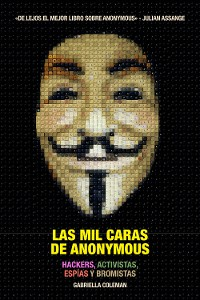 Cover Las mil caras de Anonymous