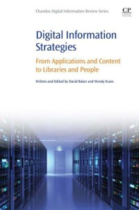 Cover Digital Information Strategies