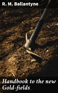 Cover Handbook to the new Gold-fields