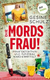 Cover Die Mordsfrau!