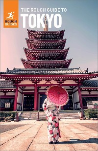 Cover The Rough Guide to Tokyo (Travel Guide eBook)