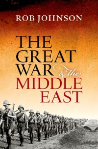 Cover Great War and the Middle East