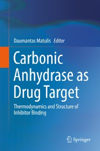 Cover Carbonic Anhydrase as Drug Target