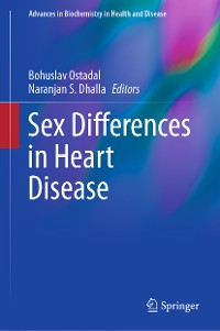 Cover Sex Differences in Heart Disease