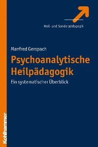 Cover Psychoanalytische Heilpädagogik