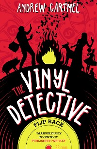 Cover Vinyl Detective