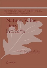 Cover Nature, Value, Duty