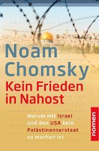 Cover Kein Frieden in Nahost