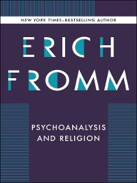 Cover Psychoanalysis and Religion