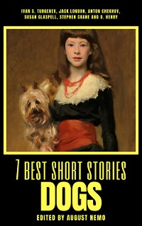 Cover 7 best short stories - Dogs