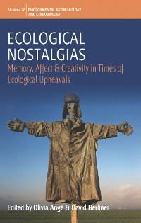 Cover Ecological Nostalgias