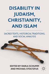 Cover Disability in Judaism, Christianity, and Islam