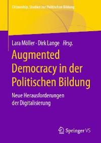 Cover Augmented Democracy in der Politischen Bildung