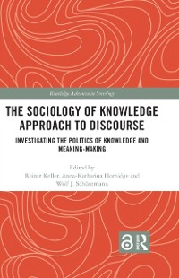 Cover Sociology of Knowledge Approach to Discourse