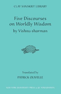 Cover Five Discourses of Worldly Wisdom