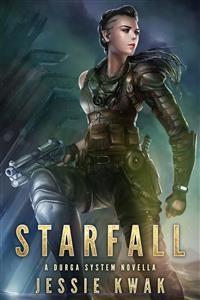 Cover Starfall: A Durga System Novella