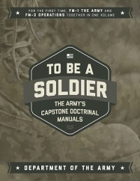 Cover To Be a Soldier