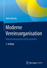 Cover Moderne Vereinsorganisation