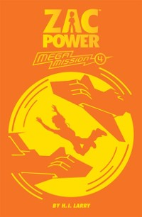 Cover Zac Power Mega Mission #4