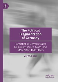 Cover The Political Fragmentation of Germany