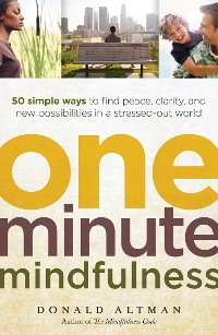 Cover One-Minute Mindfulness