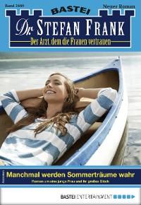 Cover Dr. Stefan Frank 2460 - Arztroman