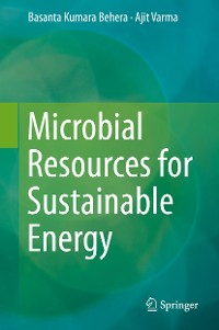Cover Microbial Resources for Sustainable Energy