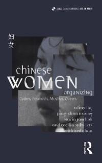 Cover Chinese Women Organizing