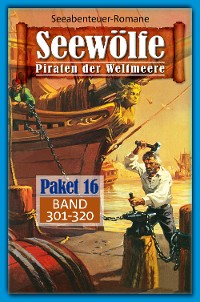 Cover Seewölfe Paket 16