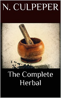 Cover The Complete Herbal