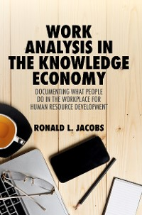 Cover Work Analysis in the Knowledge Economy