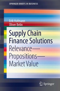 Cover Supply Chain Finance Solutions