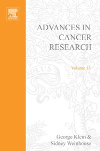 Cover Advances in Cancer Research
