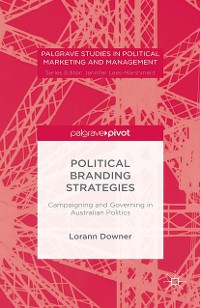 Cover Political Branding Strategies