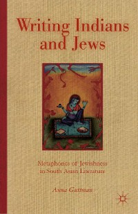 Cover Writing Indians and Jews