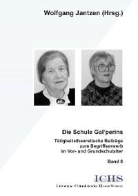 Cover Die Schule Gal'perins
