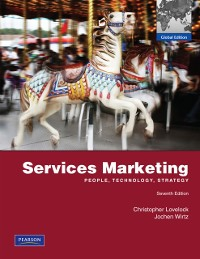 Cover Services Marketing: Global Edition