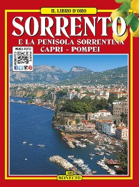 Cover Sorrento e la Penisola Sorrentina Capri e Pompei