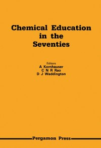 Cover Chemical Education in the Seventies