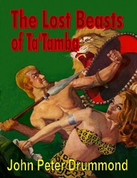 Cover Lost Beasts of Ta'tamba