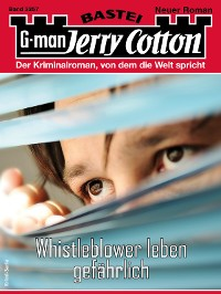 Cover Jerry Cotton 3357