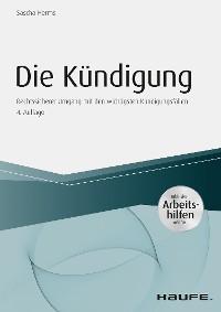 Cover Die Kündigung - inkl. Arbeitshilfen online