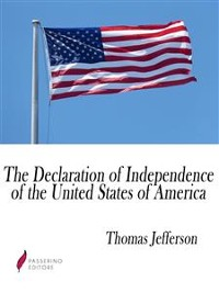 Cover The United States Declaration of Independence